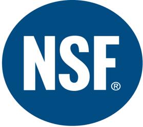 NSF-CERTIFICAAT